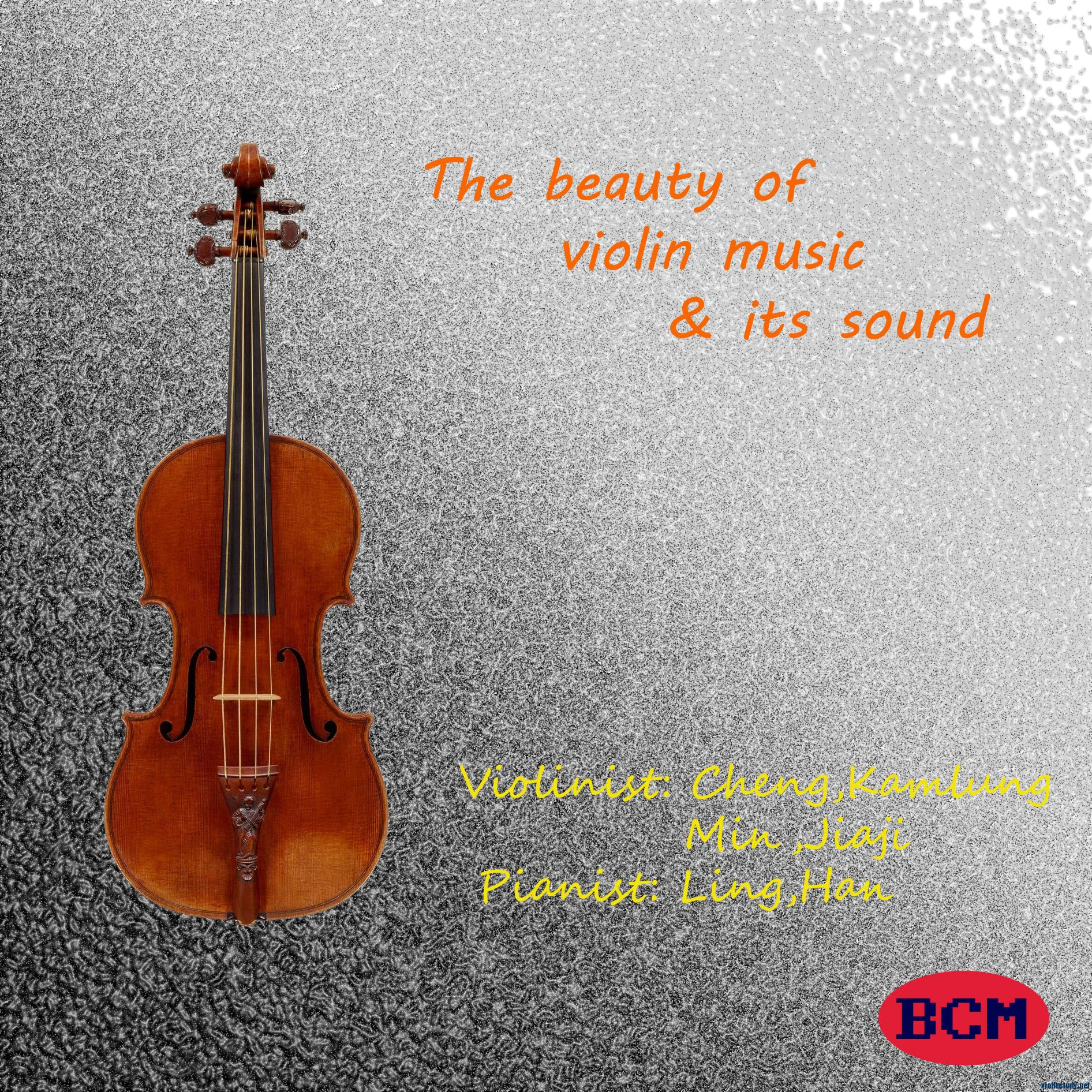 Beauty of violin music Front.jpg
